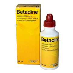 betadine-oplossing