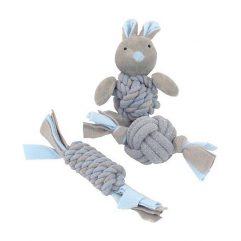 little-rascals-puppy-speelgoed-set-blauw