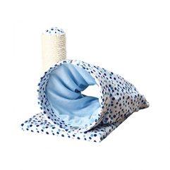 trixie-krabpaal-callisto-blauw-32-cm